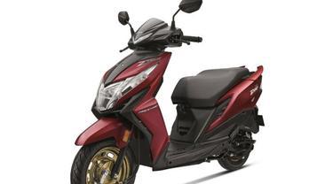 Honda secara resmi melucurkan skuter matik (skutik) terbaru bernama Dio untuk pasar otomotif India
