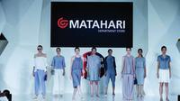 Matahari Department Store (MDS) memberikan inspirasi mode dalam koleksi Pause di Jakarta Fashion Week (JFW) 2017. Sumber: Image.net/Hermawan