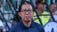 Joko Driyono, Plt. Ketua Umum PSSI. (Bola.com/Vincentius Atmaja)