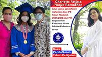 Potret Charlotte Ramadhan, Putri Shahnaz Haque yang punya banyak prestasi. (Instagram/@shahnaz.haque)