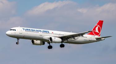 Ilustrasi Turkish Airlines
