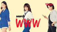 Serial drama Korea Search: WWW. (Sumber: Vidio)