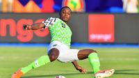 Transfer Ighalo ke MU disambut suka cita warga Nigeria (Giuseppe Cacace/AFP)
