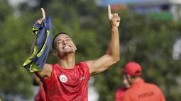 1.  Renan Silva (Borneo FC). (Bola.com/M Iqbal Ichsan)