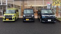 Kei car Daihatsu. (Septian / Liputan6.com)