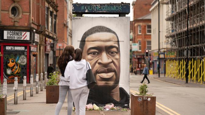 Soal Tewasnya George Floyd, Striker Manchester City Sebut Rasisme Masalah Lama