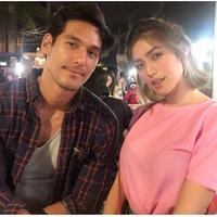 Jessica Iskandar dan Richard Kyle (Sumber: Instagram/@inijedar)
