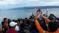 Djarot-Sihar berduka atas tenggelamnya KM Sinar Bangun. (Istimewa)
