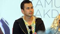 Raffi Ahmad. Foto: Panji Diksana/Liputan6.com