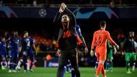 Manajer Chelsea, Frank Lampard. (AFP/Javier Soriano)