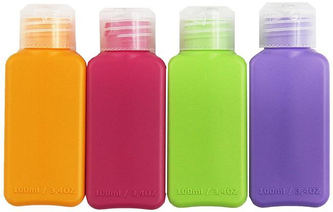Gunakan botol khusus buat wadah sabun, sampo dan kebutuhan utama lainnya/copyright amazon.com