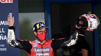 Andrea Dovizioso (Javier Soriano/AFP)