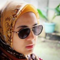 Nycta Gina putuskan kenakan jilbab (Instagram/@missnyctagina)