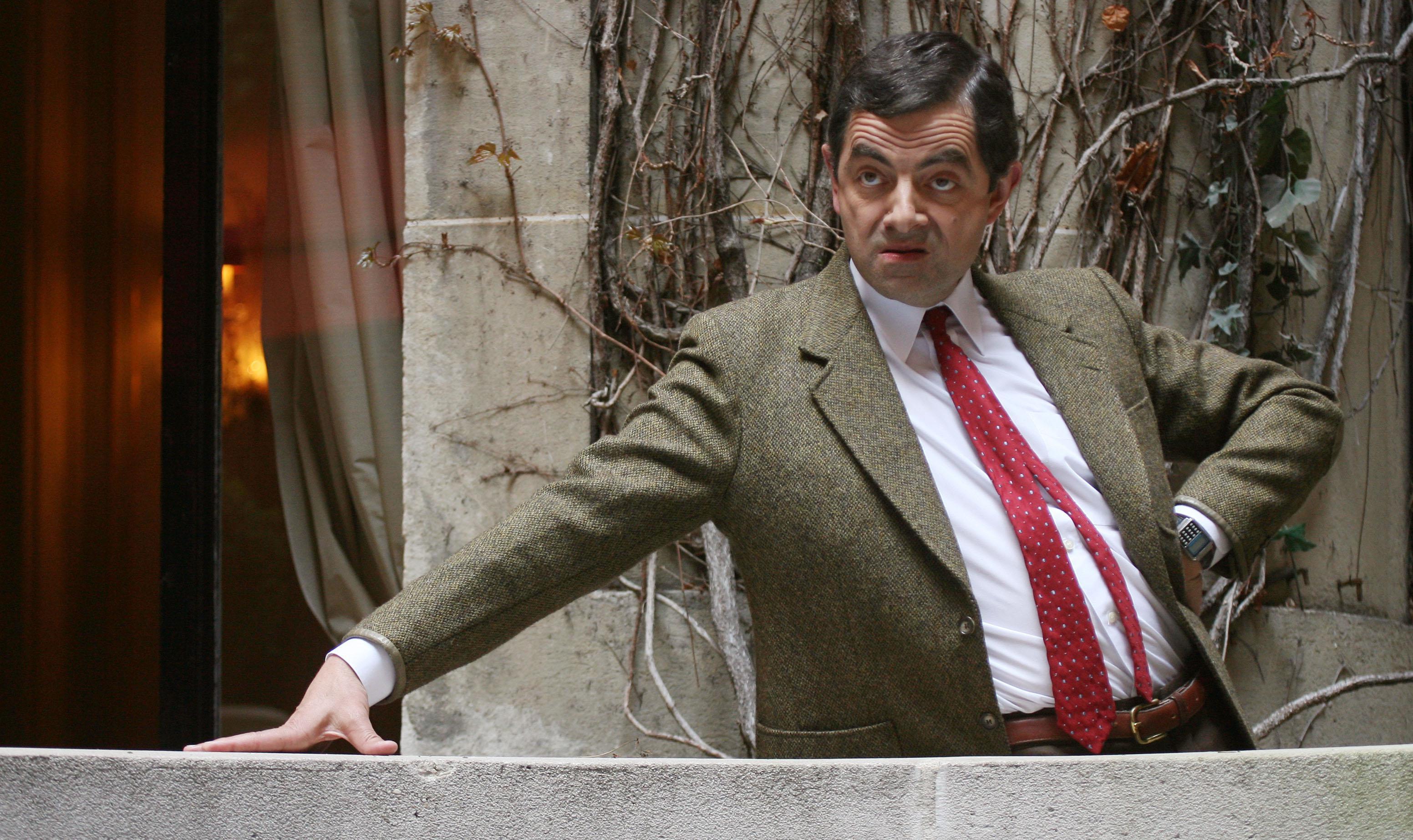 Rowan Atkinson. (AFP/Bintang.com)