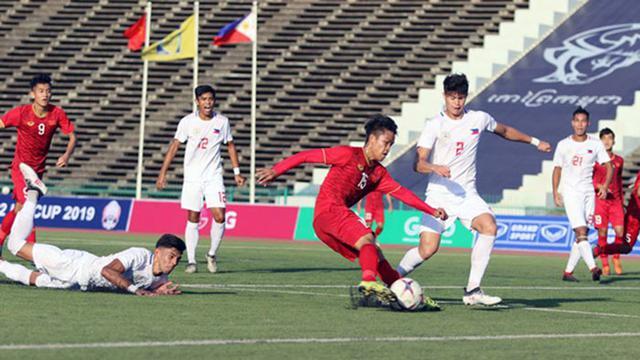 Timnas Vietnam U-22 vs Timnas Filipina U-22