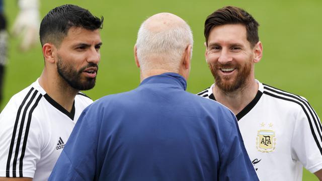 Lionel Messi, Piala Dunia 2018, Pesta Bola 2018