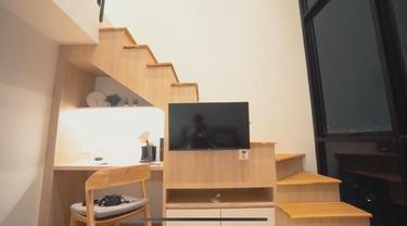 Indekos Modern dengan Ragam Fasilitas, Ada Dapur Berbalut Marmer