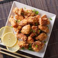 ilustrasi ayam karage/copyright by AS Food studio (Shutterstock)