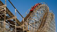 Ilustrasi rollercoaster (iStocphoto)