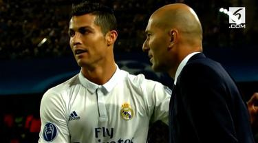 Kini, penyebab Zinedine Zidane mundur dari kursi pelatih Real Madrid pada akhir Mei 2018 lalu telah terungkap.
