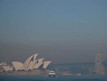 Kabut Asap di Sydney