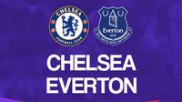 Liga Inggris: Chelsea Vs Everton. (Bola.com/Dody Iryawan)