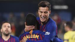 Philippe Coutinho. Didatangkan Barcelona dari Liverpool pada pertengahan musim 2017/2018 dengan nilai transfer 135 juta Euro atau setara Rp.2,33 triliun. Sempat dipinjamkan ke Bayern Munchen musim lalu. Total 2,5 musim hingga kini telah tampil dalam 90 laga dengan mencetak 24 gol. (AFP/Jose Jordan)