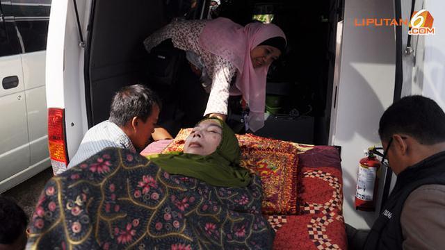 Divonis Mati Oleh Dokter Bu Een Tetap Semangat News