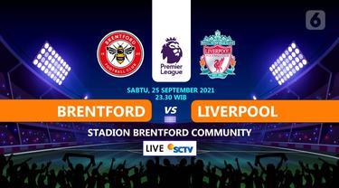 Prediksi Brentford vs Liverpool
