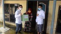 Bank BTN memberikan bantuan untuk korban banjir di Kudus, Jawa Tengah (dok: BTN)