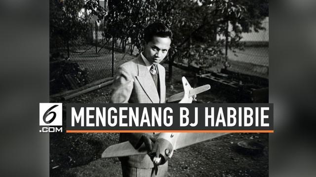 Kecemerlangan otak BJ Habibie tidak diragukan lagi. Sejak sekolah ia terkenal pintar ilmu alam dan matematika. Setelah menimba ilmu di eropa, ia temukan teori crack yang bermanfaat bagi dunia penerbangan.