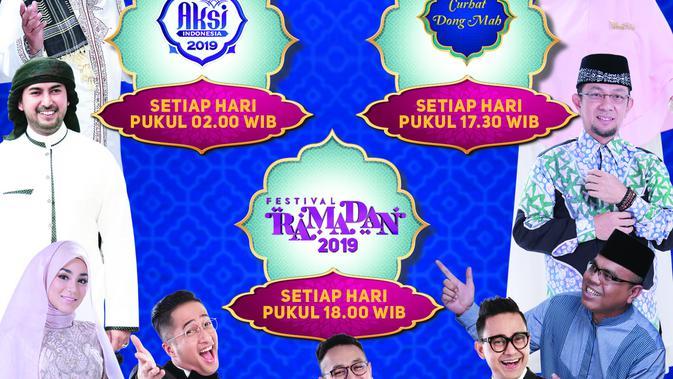 Live Streaming Indosiar AKSI 2019 Episode Jumat 31 Mei 2019