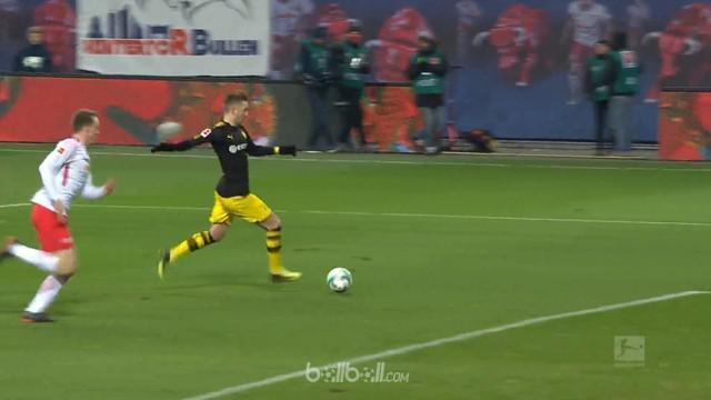 Marco Reus kembali menemukan ketajamannya usai cedera yang dialaminya. This video is presented by Ballball.