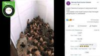 Cek Fakta: Gambar Tangkapan Layar Foto Tahanan di Suriah