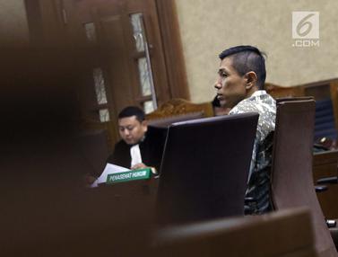Bos Grup Tjokro Jalani Sidang Dakwaan Kasus Suap di Krakatau Steel