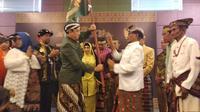 Majelis Adat Kerajaan Nusantara (MAKN). foto: istimewa