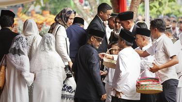 [FIMELA] Suasana Pemakaman BJ Habibie