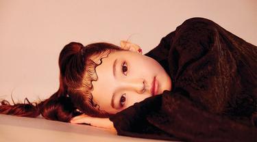 Ella merupakan gadis blasteran Amerika-Korea, tidak heran ia memiliki paras yang sangat cantik. (sumber: Liputan6.com/IG/@ellagross)