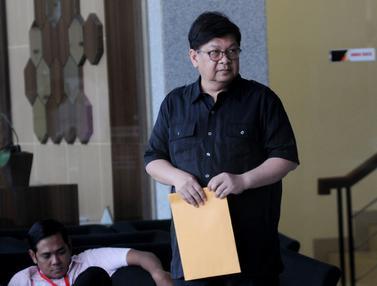Usut Kasus BLBI, KPK Periksa Mantan Menteri BUMN Laksamana Sukardi