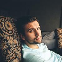 Ilustrasi pra. (Foto: Olichel/ Pixabay) Ilustrasi pria tampan.
