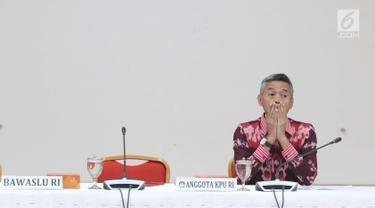 KPU Gelar Rapat Sosialisasi Iklan Kampanye Pemilu 2019