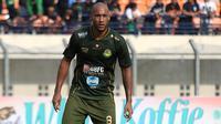 Striker Tira Persikabo, Loris Arnaud. (Bola.com/Aditya Wany)
