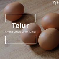 Makan telur bisa bikin kamu dapat manfaat ini. (Foto: Adrian Putra, Digital Imaging: M. Iqbal Nurfajri/Bintang.com)