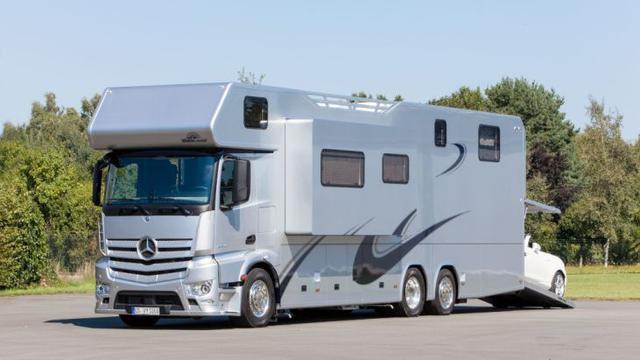 Mercedes Benz Rv >> Rv Bintang Lima Buatan Mercedes Benz Seperti Apa Isinya