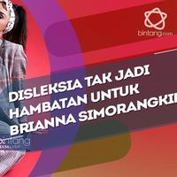 Meski disleksia, Brianna Simorangkir tetap cinta dengan seni musik