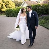 Chris Pratt dan Katherine Schwarzenegger akhirnya resmi menikah pada 8 Juni 2019. (Instagram/@prattprattpratt)