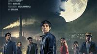Poster film Rembulan Tenggelam Di Wajahmu. (Foto: Dok. Max Pictures)