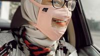 Masker transparan untuk teman disabilitas/dok. Instagram @angkie.yudistia