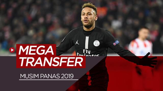 Berita video 5 rumor transfer pemai ntermahal pada musim panas 2019.