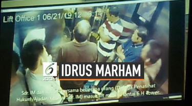 Ombudsman menemukan dugaan maladministrasi dalam proses keluarnya mantan Menteri Sosial Idrus Marham dari Rumah Tahanan (Rutan) KPK pada saat izin berobat ke RS MMC, Kuningan, Jakarta Selatan.
